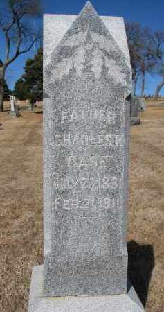 CASE, CHARLES R. - Cedar County, Nebraska | CHARLES R. CASE - Nebraska Gravestone Photos