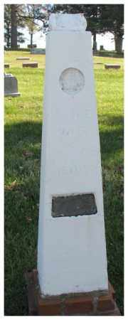 CASE, LOTTIE - Cedar County, Nebraska | LOTTIE CASE - Nebraska Gravestone Photos
