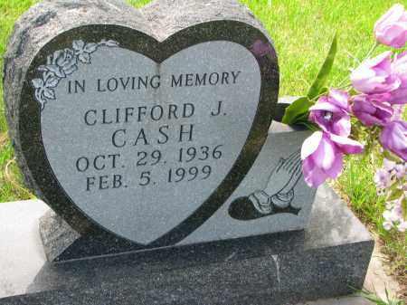 CASH, CLIFFORD J. - Cedar County, Nebraska | CLIFFORD J. CASH - Nebraska Gravestone Photos