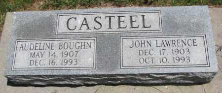 BOUGHN CASTEEL, AUDELINE - Cedar County, Nebraska | AUDELINE BOUGHN CASTEEL - Nebraska Gravestone Photos