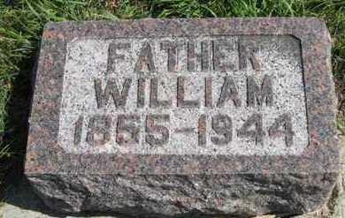CHARLES, WILLIAM - Cedar County, Nebraska | WILLIAM CHARLES - Nebraska Gravestone Photos