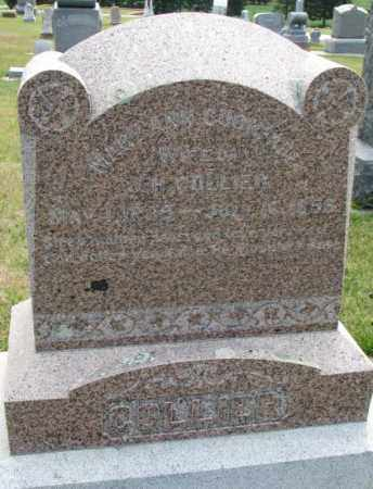 COLLIER, MARY ANN - Cedar County, Nebraska | MARY ANN COLLIER - Nebraska Gravestone Photos