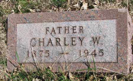 CONNELLY, CHARLEY W. - Cedar County, Nebraska | CHARLEY W. CONNELLY - Nebraska Gravestone Photos