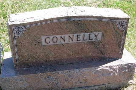 CONNELLY, FAMILY STONE - Cedar County, Nebraska   FAMILY STONE CONNELLY - Nebraska Gravestone Photos
