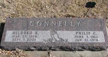 CONNELLY, PHLIP C. - Cedar County, Nebraska   PHLIP C. CONNELLY - Nebraska Gravestone Photos