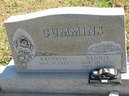 CUMMINS, KATHRYN - Cedar County, Nebraska | KATHRYN CUMMINS - Nebraska Gravestone Photos