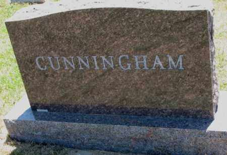 CUNNINGHAM, PLOT - Cedar County, Nebraska | PLOT CUNNINGHAM - Nebraska Gravestone Photos