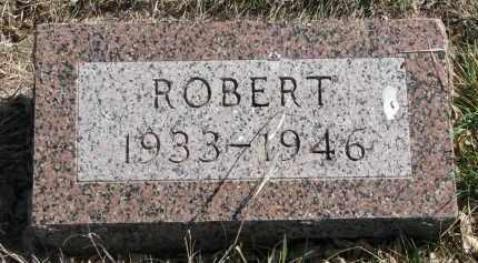 DALLMAN, ROBERT - Cedar County, Nebraska | ROBERT DALLMAN - Nebraska Gravestone Photos