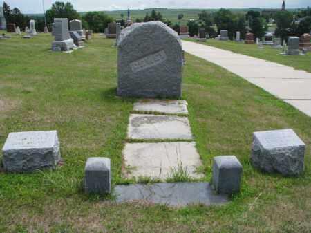 DEWEY, PLOT - Cedar County, Nebraska | PLOT DEWEY - Nebraska Gravestone Photos