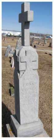 DICKES, FRANZ - Cedar County, Nebraska   FRANZ DICKES - Nebraska Gravestone Photos