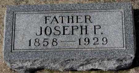DICKES, JOSEPH P. - Cedar County, Nebraska | JOSEPH P. DICKES - Nebraska Gravestone Photos