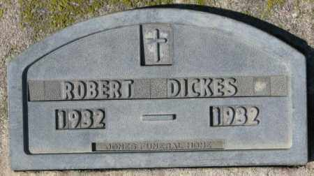 DICKES, ROBERT - Cedar County, Nebraska | ROBERT DICKES - Nebraska Gravestone Photos