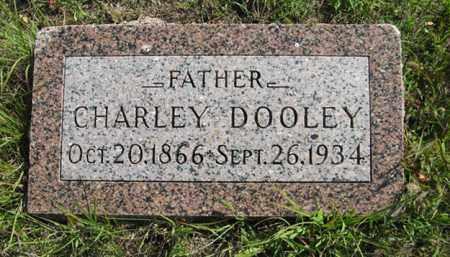 DOOLEY, CHARLEY - Cedar County, Nebraska | CHARLEY DOOLEY - Nebraska Gravestone Photos