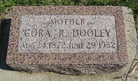 DOOLEY, CORA R. - Cedar County, Nebraska   CORA R. DOOLEY - Nebraska Gravestone Photos