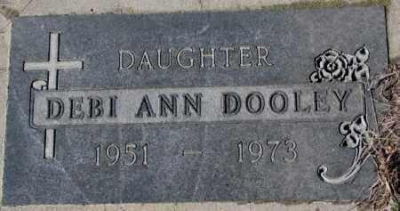 DOOLEY, DEBI ANN - Cedar County, Nebraska | DEBI ANN DOOLEY - Nebraska Gravestone Photos