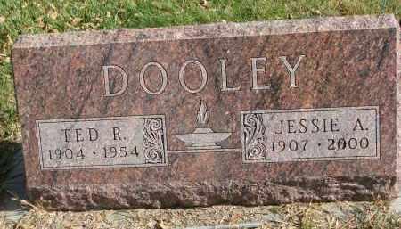 DOOLEY, TED R. - Cedar County, Nebraska | TED R. DOOLEY - Nebraska Gravestone Photos