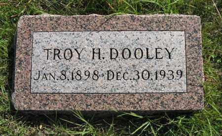 DOOLEY, TROY H. - Cedar County, Nebraska   TROY H. DOOLEY - Nebraska Gravestone Photos