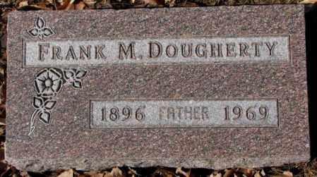 DOUGHERTY, FRANK M. - Cedar County, Nebraska   FRANK M. DOUGHERTY - Nebraska Gravestone Photos