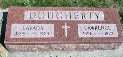 DOUGHERTY, LAWRENCE - Cedar County, Nebraska | LAWRENCE DOUGHERTY - Nebraska Gravestone Photos