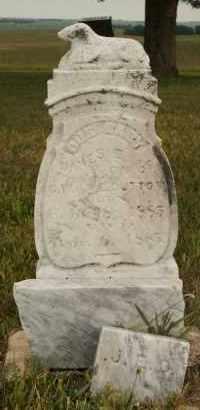 DUTTON, JAMES E - Cedar County, Nebraska   JAMES E DUTTON - Nebraska Gravestone Photos