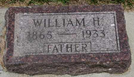 EASTBURN, WILLIAM H. - Cedar County, Nebraska   WILLIAM H. EASTBURN - Nebraska Gravestone Photos