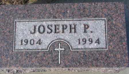EICKHOFF, JOSEPH P. - Cedar County, Nebraska | JOSEPH P. EICKHOFF - Nebraska Gravestone Photos