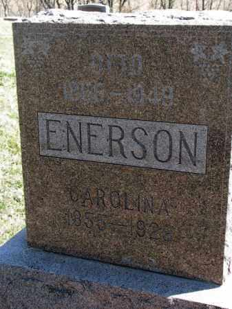ENERSON, CAROLINA - Cedar County, Nebraska | CAROLINA ENERSON - Nebraska Gravestone Photos