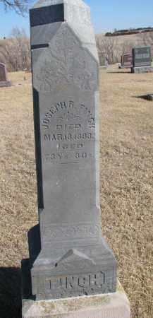FINCH, JOSEPH R. - Cedar County, Nebraska | JOSEPH R. FINCH - Nebraska Gravestone Photos