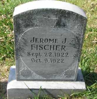 FISCHER, JEROME J. - Cedar County, Nebraska | JEROME J. FISCHER - Nebraska Gravestone Photos