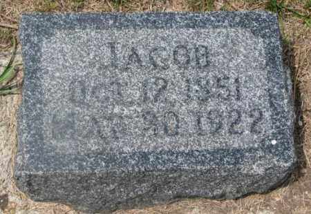 GERKINS, JACOB - Cedar County, Nebraska | JACOB GERKINS - Nebraska Gravestone Photos