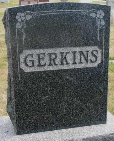 GERKINS, PLOT - Cedar County, Nebraska | PLOT GERKINS - Nebraska Gravestone Photos