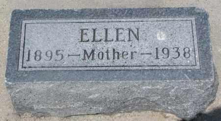 GIFFORD, ELLEN - Cedar County, Nebraska | ELLEN GIFFORD - Nebraska Gravestone Photos
