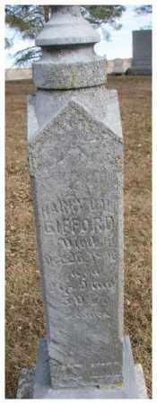 GIFFORD, HARRY DALL - Cedar County, Nebraska   HARRY DALL GIFFORD - Nebraska Gravestone Photos