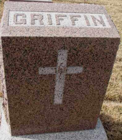 GRIFFIN, PLOT - Cedar County, Nebraska | PLOT GRIFFIN - Nebraska Gravestone Photos