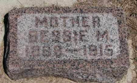 GRIFFITH, BESSIE M. - Cedar County, Nebraska | BESSIE M. GRIFFITH - Nebraska Gravestone Photos