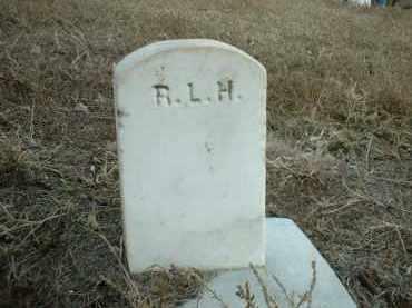 HAGEN, R.L.H. - Cedar County, Nebraska | R.L.H. HAGEN - Nebraska Gravestone Photos