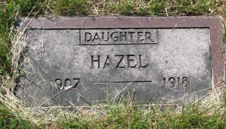 HANSEN, HAZEL - Cedar County, Nebraska   HAZEL HANSEN - Nebraska Gravestone Photos