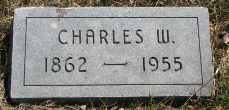 HEDGLIN, CHARLES W. - Cedar County, Nebraska | CHARLES W. HEDGLIN - Nebraska Gravestone Photos