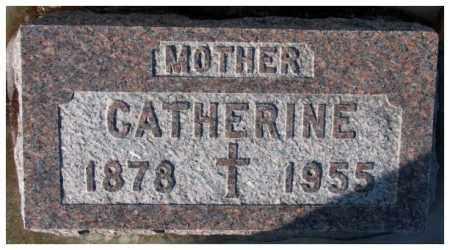 HIRSCHMAN, CATHERINE - Cedar County, Nebraska | CATHERINE HIRSCHMAN - Nebraska Gravestone Photos