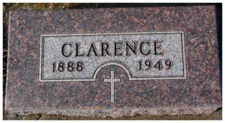 HIRSCHMAN, CLARENCE - Cedar County, Nebraska | CLARENCE HIRSCHMAN - Nebraska Gravestone Photos