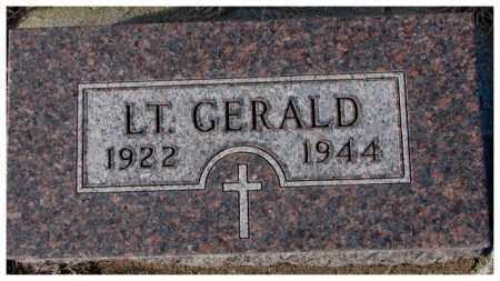 HIRSCHMAN, GERALD - Cedar County, Nebraska   GERALD HIRSCHMAN - Nebraska Gravestone Photos