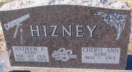 HIZNEY, CHERYL ANN - Cedar County, Nebraska | CHERYL ANN HIZNEY - Nebraska Gravestone Photos