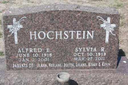 HOCHSTEIN, SYLVIA ROSE - Cedar County, Nebraska | SYLVIA ROSE HOCHSTEIN - Nebraska Gravestone Photos
