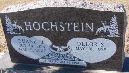 HOCHSTEIN, DELORIS - Cedar County, Nebraska | DELORIS HOCHSTEIN - Nebraska Gravestone Photos
