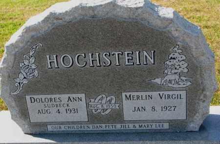 HOCHSTEIN, DOLORES ANN - Cedar County, Nebraska | DOLORES ANN HOCHSTEIN - Nebraska Gravestone Photos