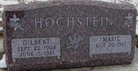 HOCHSTEIN, MARIE - Cedar County, Nebraska | MARIE HOCHSTEIN - Nebraska Gravestone Photos
