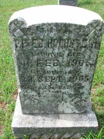 HOCHSTEIN, HUBERT - Cedar County, Nebraska | HUBERT HOCHSTEIN - Nebraska Gravestone Photos