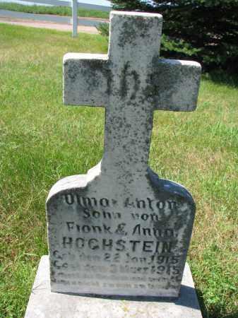 HOCHSTEIN, OLMA ANTON - Cedar County, Nebraska | OLMA ANTON HOCHSTEIN - Nebraska Gravestone Photos