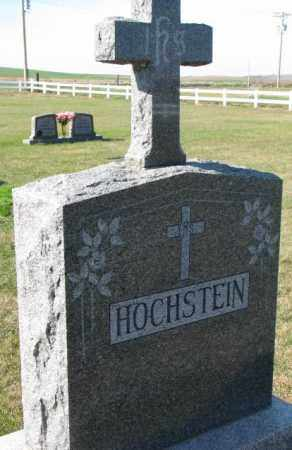 HOCHSTEIN, PLOT - Cedar County, Nebraska | PLOT HOCHSTEIN - Nebraska Gravestone Photos