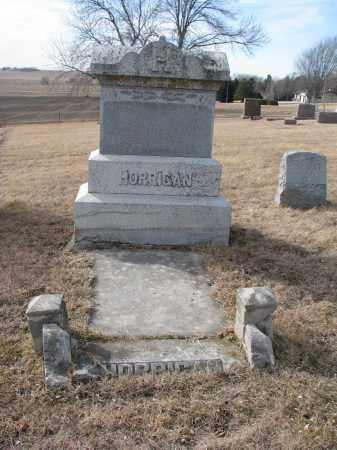 HORRIGAN, FAMILY PLOT - Cedar County, Nebraska | FAMILY PLOT HORRIGAN - Nebraska Gravestone Photos